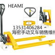 日本独资HEAMI手动托盘叉车图片