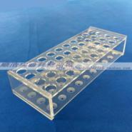 亚克力0.5ml有机玻璃PCR管架40孔图片