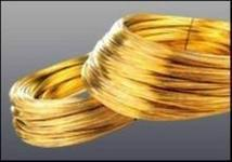 铆钉用H62黄铜线、河南1.2mm弹簧H62黄铜线图片