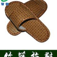 竹藤拖鞋图片