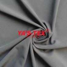 供应用于服装的格子涤纶四面弹 夏季服装防晒服皮肤衣里布面料 超薄柔软图片