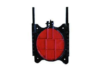 供应双止水铸铁闸门、螺杆式启闭机;型号QL