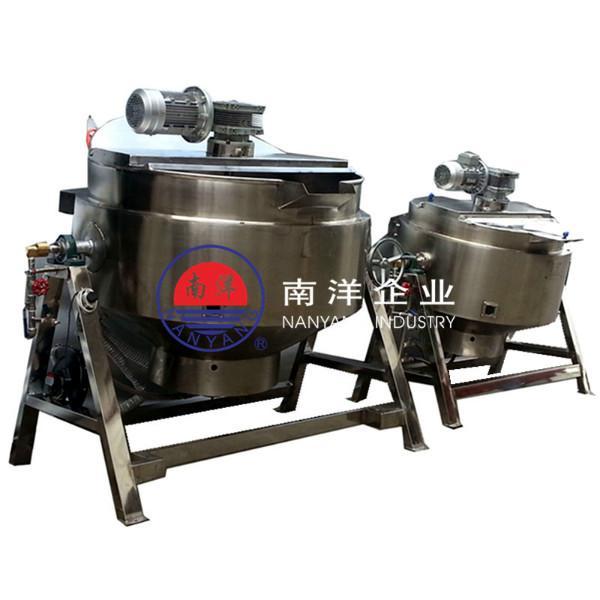 供应广州可倾式燃气蒸煮锅 厂家直销
