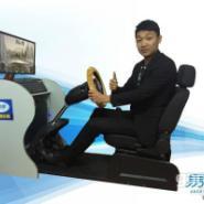 易驾星驾驶模拟机驾驶模拟器图片