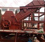 供应易拉罐金属粉碎机/旧铁皮金属破碎机/建筑彩钢瓦破碎机/木材破碎机