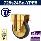 供应5寸工业脚轮定向轮-沈阳沈阳5寸工业脚轮价格-大连5寸工静音载重轮