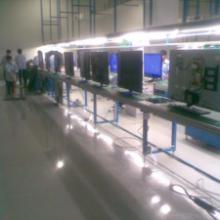 供应深圳松岗液晶电视装配线工位长度:1.4M驱动电机功率:3KW×4批发