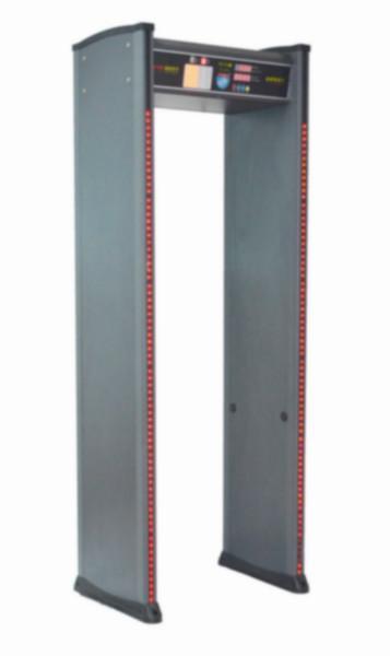 供应新疆SMS-B5000LED数码金属探测门