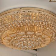 客厅灯水晶灯具图片