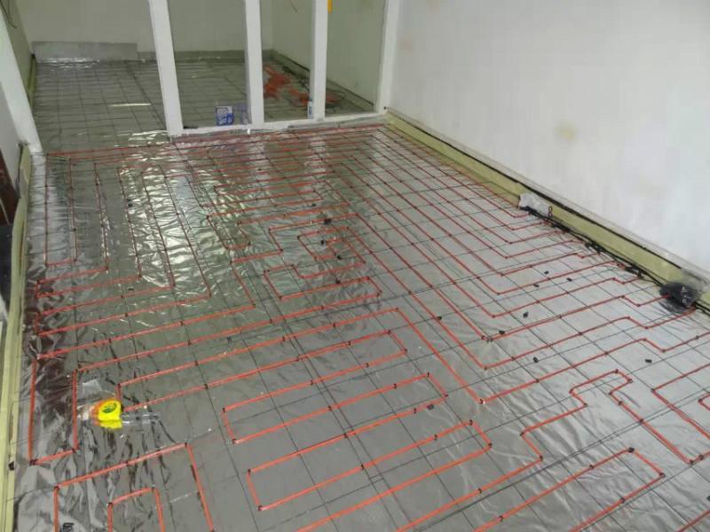 供应甘肃碳纤维发热电缆/舟曲电地暖