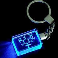 水晶礼品水晶工艺品k9材料含灯图片