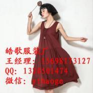 郑州世贸商城棉麻女装韩版大码女装图片