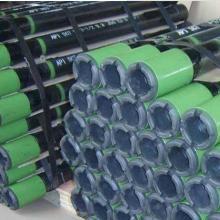 供应用于石油钻探的西宁带接箍K55石油套管规格