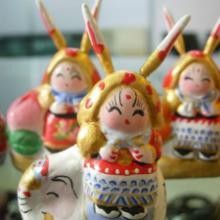 供应传统民间艺术作品泥塑