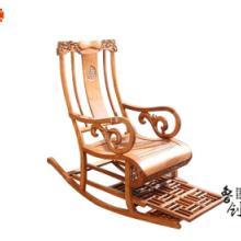 供应用于的东阳红木牡丹摇椅批发