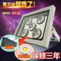 LED监控灯白光灯道路补光灯卡口灯图片