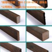 成都表面炭化木板材厂家图片