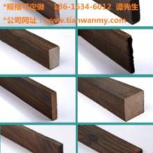 供应安徽表面碳化木什么价格 芜湖碳化木凉亭报价 安庆碳化木花架加工厂家