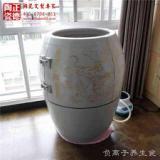 供应巴马瓷蒸缸 负离子活瓷能量养生缸