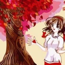 供应卡通【秋色】蒙娜丽莎数字油画卡通秋色蒙娜丽莎数字油画